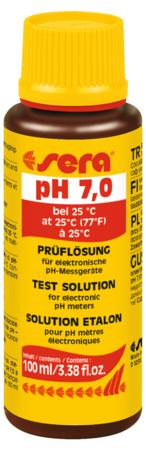 """Solução de calibração pH 7,0 """"Sera"""""""