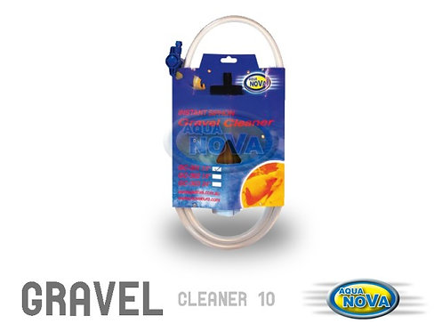 "GC-18 Gravel cleaner 45cm ""AQUA NOVA"""