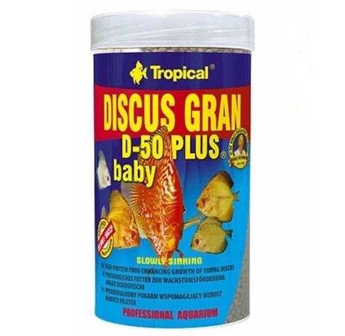 """Discus Gran D-50 plus Baby """"Tropical"""""""