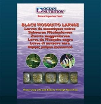 """Black Mosquito Larvae 100g """"Ocean Nutrition"""""""