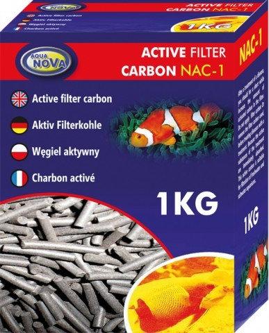 """Carvão ativo 1,0kg """"AQUA NOVA"""""""