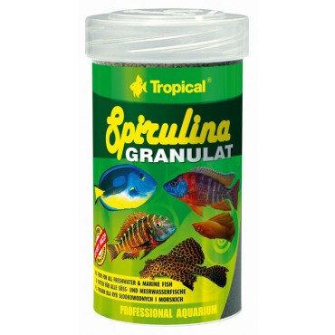 "Spirulina Granulat ""Tropical"" 100ml"