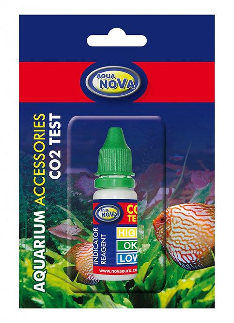 """Teste CO2 """"Aqua Nova"""""""