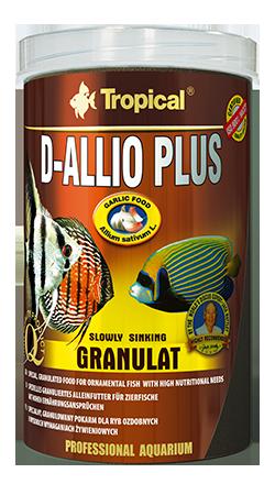 """D-Allio Plus Granulat """"Tropical"""" 1000ml"""