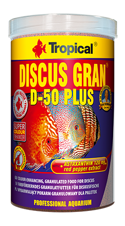 "Discus Gran D-50 Plus ""Tropical"" 100ml"