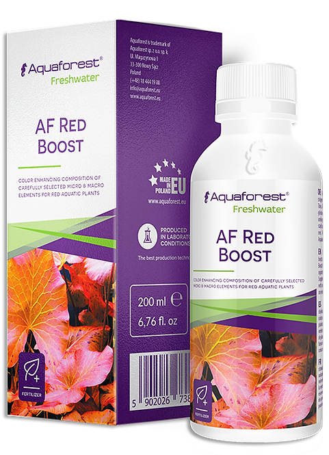 "AF Red Boost ""AquaForest"" 200ml"