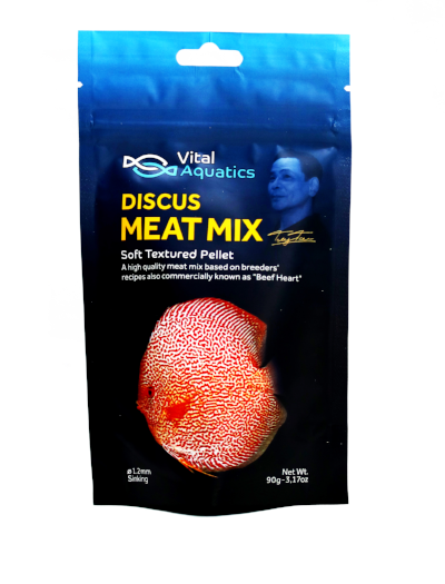 "Discus Meat Mix ""Vital Aquatics"" 90g"