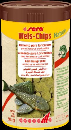 "Wels-Chips Nature ""Sera"" 100ml"