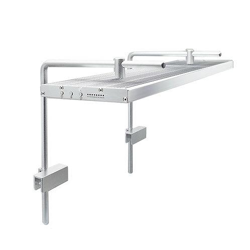WeekLED P600D WRGB c/suportes de alumínio
