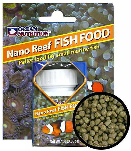 "Nano Reef Fish Food ""Ocean Nutrition"" 15g"
