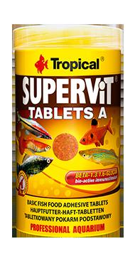 "Supervit Tablets A ""Tropical"" 50ml"