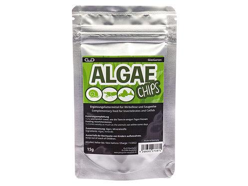 "Algae Chips 15g ""GlasGarten"""