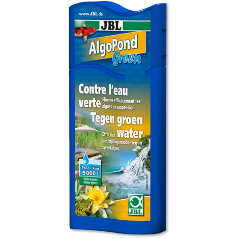 "AlgoPond Green ""JBL"" 250ml"