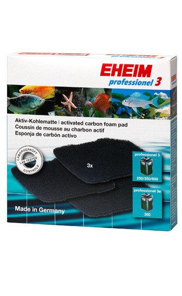Esponjas carbónicas p/EHEIM Professionel 3/4+