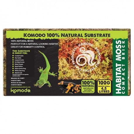 Habitat Moss Komodo