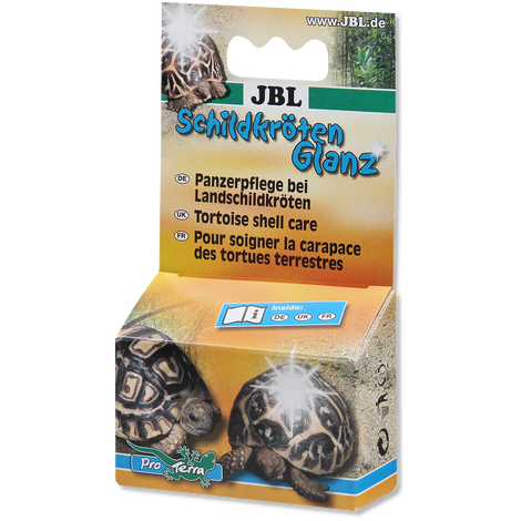 """SchildkrötenGlanz """"JBL"""" 10ml"""