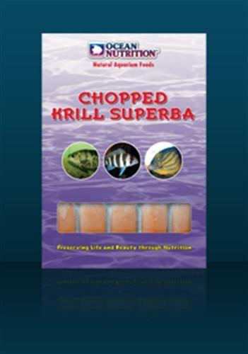 "Chopped Krill Superba ""Ocean Nutrition"" 100g"