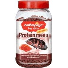 "Protein menu ""Akvarius"" (big sticks) 600ml, 150g"