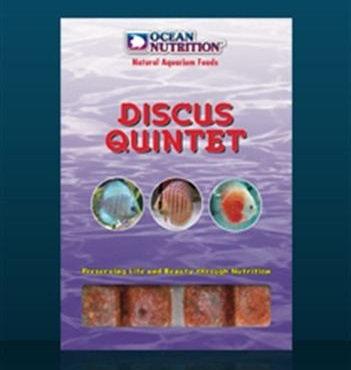 """Discus Quintet """"Ocean Nutrition"""" 100g"""