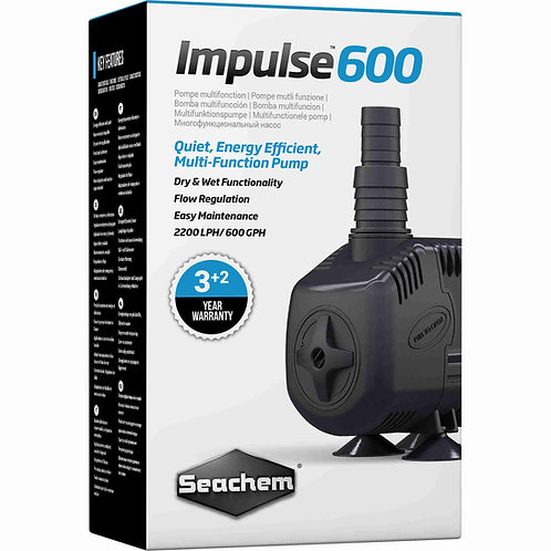 Impulse 600 SEACHEM