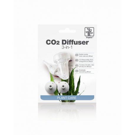 """Difusor CO2 """"Tropica"""" 3 em 1"""