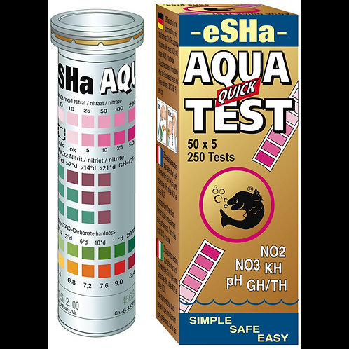 """Aqua Quick Test """"ESHA"""""""