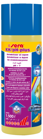 "pH/KH plus ""Sera"" 500ml"