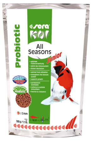 "Koi Junior All Seasons Probiotic ""Sera"" 500g"