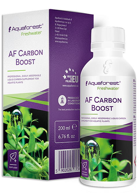 "AF Carbon Boost ""AquaForest"" 200ml"