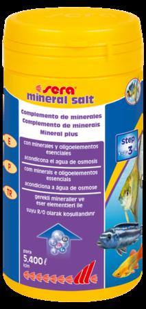 """Sal Mineral """"Sera"""" 250ml/270g"""