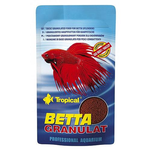 """Betta Granulat """"Tropical"""" 10g"""