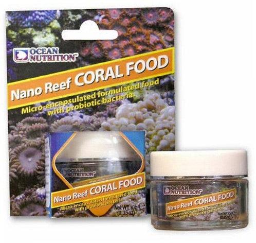 "Nano Reef Coral Food ""Ocean Nutrition"" 10g"