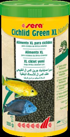"Cichlid Green XL Nature ""Sera"" 1000ml"
