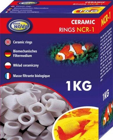 """Cerâmicas """"AQUA NOVA"""" 1,0kg"""