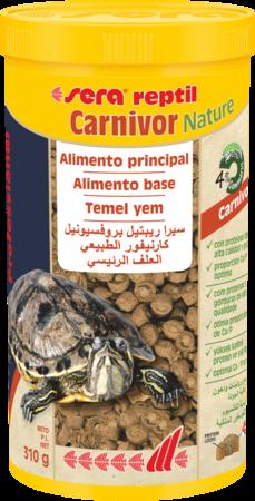 "reptil Carnivor Nature ""Sera"" 250ml"