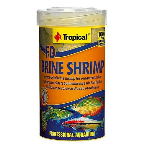 "Brine Shrimp ""Tropical"""