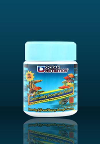 """Community Formula Pellets (2mm gran.) """"Ocean Nutrition"""" 200g"""