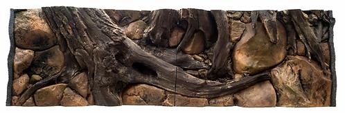 "Fundo 3D ""Amazónico"" 150x50cm"