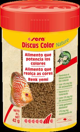 """Discus Color Nature """"Sera"""" 250ml"""