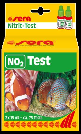 """Teste NO2 """"Sera"""""""