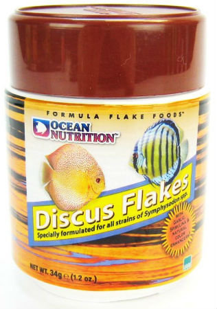 "Discus Flakes ""Ocean Nutrition"" 34g"