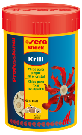 """Krill Snack Professional """"Sera"""" 100ml"""