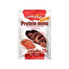 "Protein menu ""Akvarius"" (big sticks) 25g"