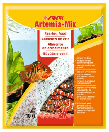 """Artemia-Mix """"Sera"""" 18g"""