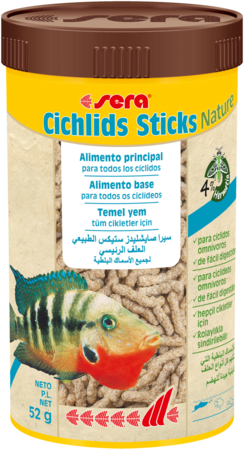 "Cichlids Sticks ""Sera"" 1000ml"