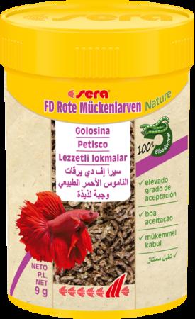 """FD Bloodworms """"Sera"""" 100ml"""