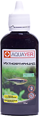 "Ictio Stop 50ml "" AQUAYER """