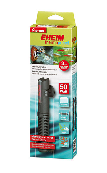 """thermopreset """"EHEIM"""" 50W"""