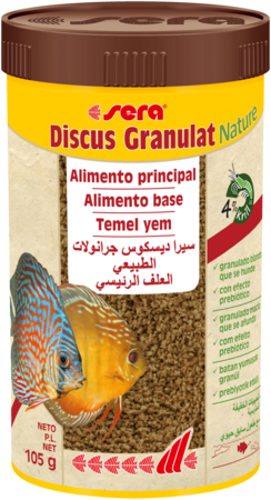 "Discus Granulat Nature ""Sera"" 1000ml"