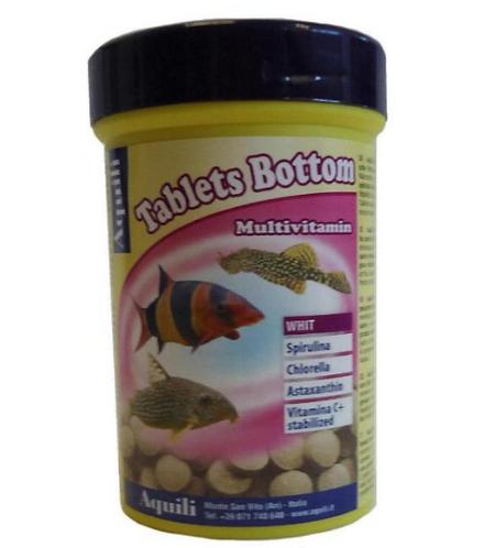Tablets Bottom multivitamin Aquili 100ml